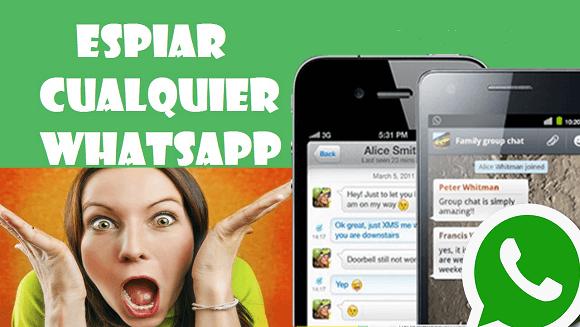 Espiar Cualquier Whatsapp